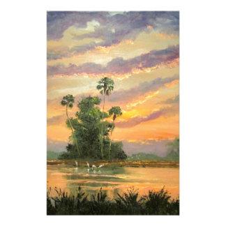 Florida Sunrise Stationery