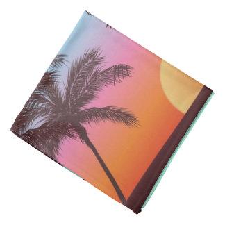 Florida Sunset Bandana