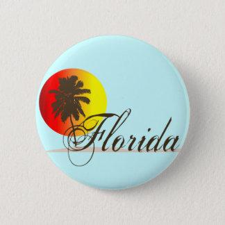 Florida Sunset Button