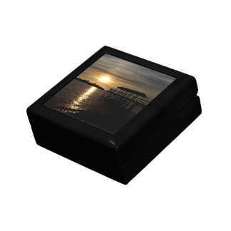 Florida Sunset Cedar Key Gift Box