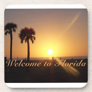 Florida Sunset Coaster