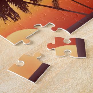 Florida Sunset Jigsaw Puzzle