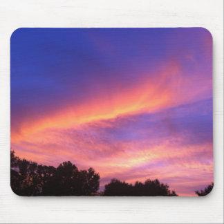 Florida sunset mouse pad
