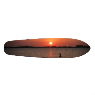 Florida Sunset Skateboard Deck
