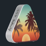 """Florida Sunset Speaker<br><div class=""""desc"""">Fond of Florida&#39;s sandy beaches and clear water? This cool Sunshine State souvenir will surely make you think of them!</div>"""