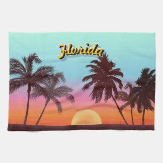 Florida Sunset Towel