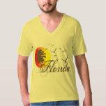Florida Sunsets and Seagulls Shirt