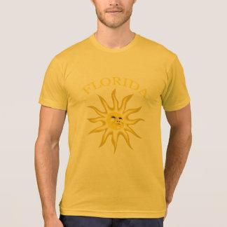 Florida Sunshine Gold T-shirt
