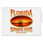 Florida Sunshine State Cards