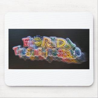 florida-sunshine-state mouse pad