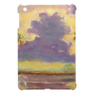 Florida Sunshine with Purple Clouds iPad Mini Cover