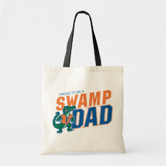Florida Swamp Dad Tote Bag