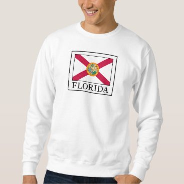 Beach Themed Florida Sweatshirt