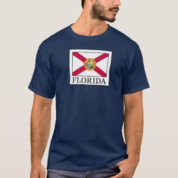 Beach Themed Florida T-Shirt