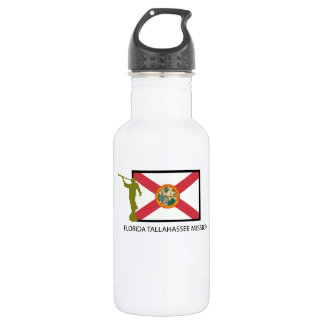 FLORIDA TALLAHASSEE MISSION LDS CTR STAINLESS STEEL WATER BOTTLE