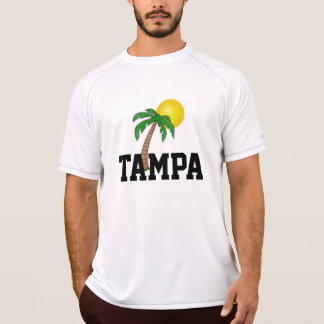 Florida: Tampa palm tree and sun Shirt