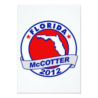 Florida Thad McCotter Card