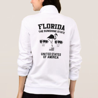 Florida The Sunshine State Jacket