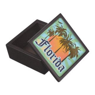 Florida The Sunshine State Jewelry Box