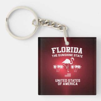 Florida The Sunshine State Keychain