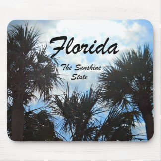 Florida, the Sunshine State Mouse Pad