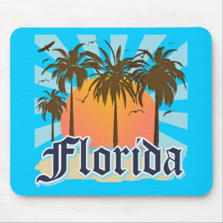 Florida The Sunshine State USA Mousepad