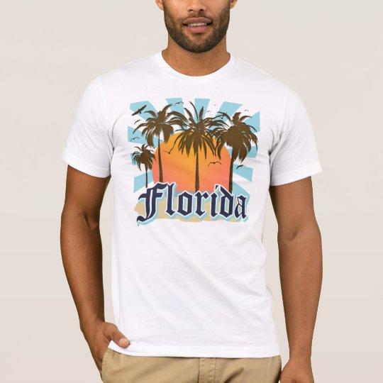 Florida The Sunshine State USA T-Shirt