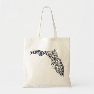 Florida Tote (A perfect beach tote!)