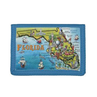 Florida Trifold Wallet