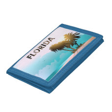 Florida Trifold Wallets