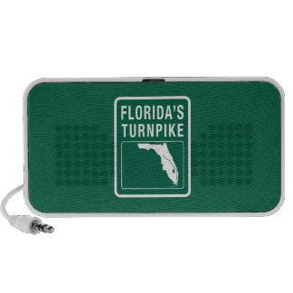 Florida Turnpike, Florida Mini Speaker