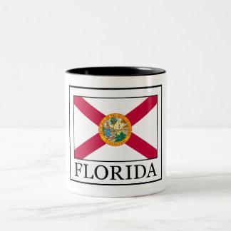 Florida Two-Tone Coffee Mug