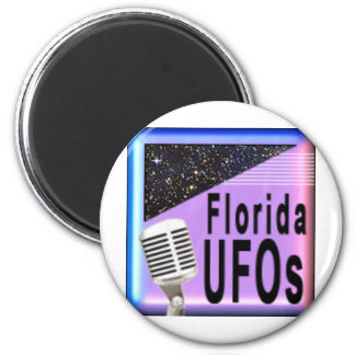 Florida UFO Radio Products Magnets