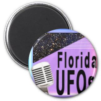Florida UFO Radio Products Magnet