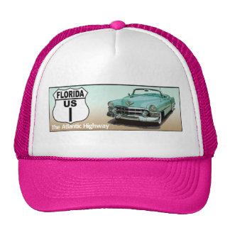 Florida US Route 1 - The Atlantic Highway Trucker Hat