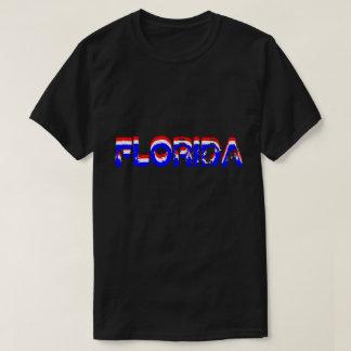 Florida, USA American Flag Colors T-Shirt