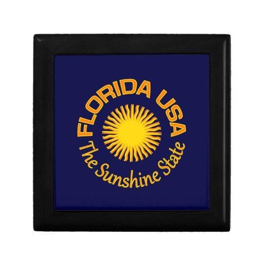 Florida USA gift Box