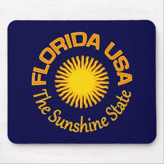 Florida USA mousepad