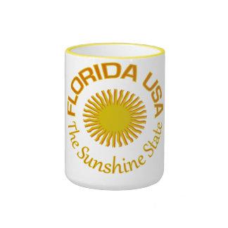 Florida USA mug - choose style & color