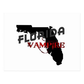 FLORIDA vampire Postcard