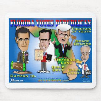 Florida Votes 4 Republicans Mouse Pad