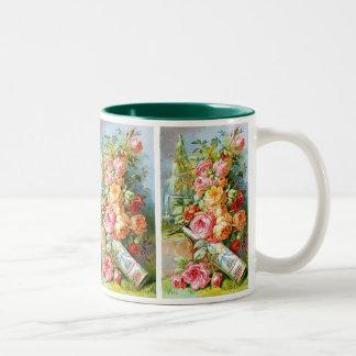 Florida Water Two-Tone Coffee Mug