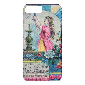Florida water vintage perfume ad victorian deco iPhone 7 plus case