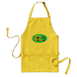 Florida - We Invented The Sunshine, With Big Sun Adult Apron