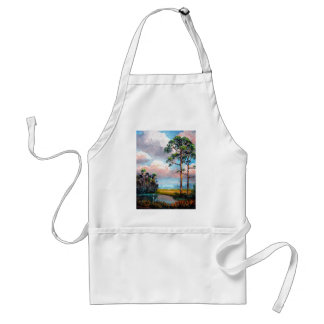 Florida Wilderness Adult Apron