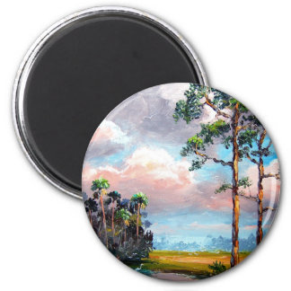 Florida Wilderness Magnet