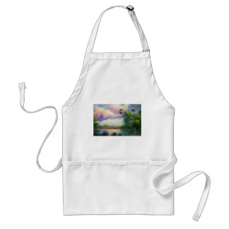 Florida Wilderness Painting Aprons