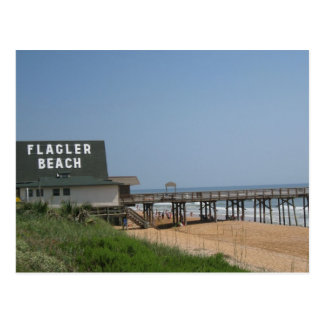 floridaflaglerpier postcard