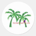 FloridaMouseTrip-com Classic Round Sticker