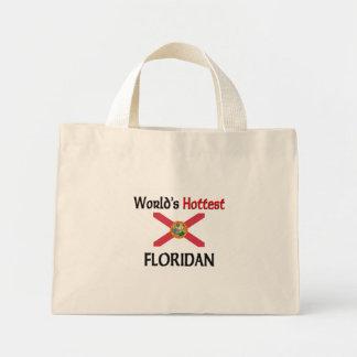 Floridan más caliente del mundo bolsa de mano